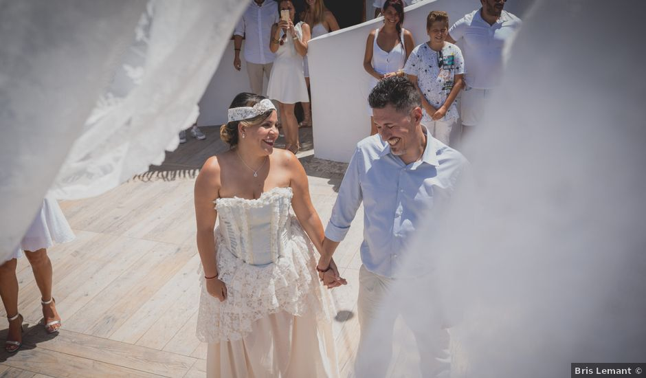 La boda de Fran y Juli en Adeje, Santa Cruz de Tenerife