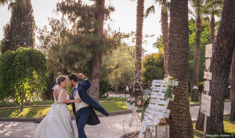 La boda de Fran y Marta en Castelló/castellón De La Plana, Castellón