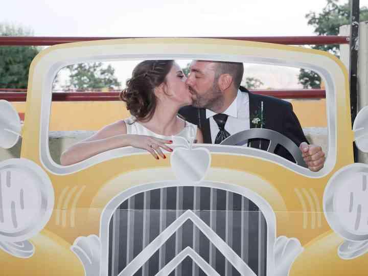 La boda de Ana Belén y Luis