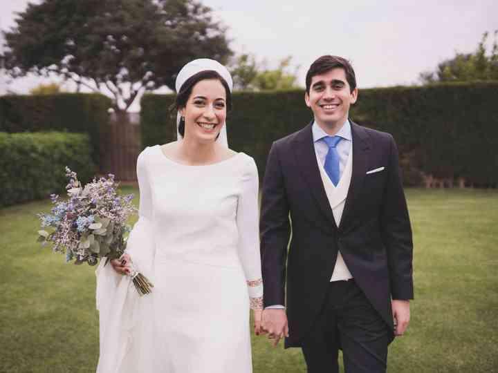 La boda de Luz María y Juan