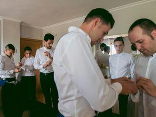 La boda de Mª José y Adrián 3