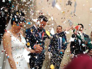 La boda de Maku y Juan Carlos