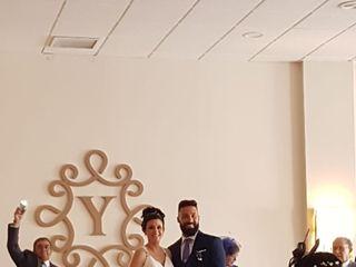 La boda de Maku y Juan Carlos 3
