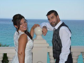 La boda de Rafael y Rocio