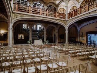 La boda de Claudia y Jordi 1