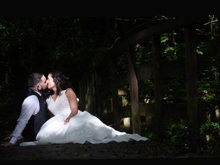 La boda de Cristina y Iban