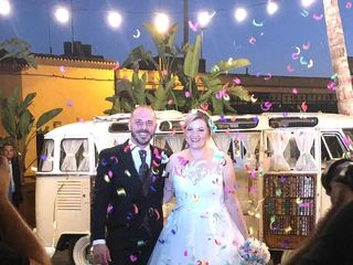 La boda de Adrian y Zaida 1