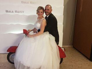 La boda de Adrian y Zaida