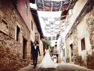 La boda de Mélissa y Adolfo