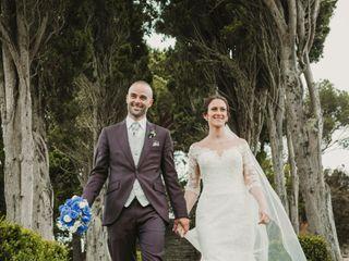 La boda de Judith y Dani