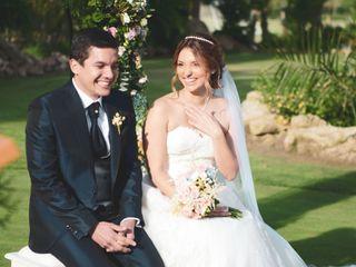 La boda de Tere y Leo