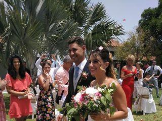 La boda de Iraia y Santi 1