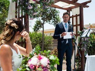 La boda de Iraia y Santi