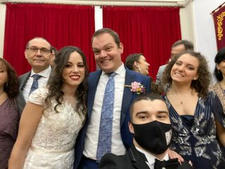 La boda de Sheila y Daniel  2