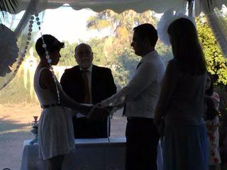 La boda de Sari y Darío