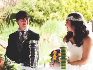 La boda de Bea y Leo
