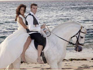 La boda de Mar LucÍa y Óscar