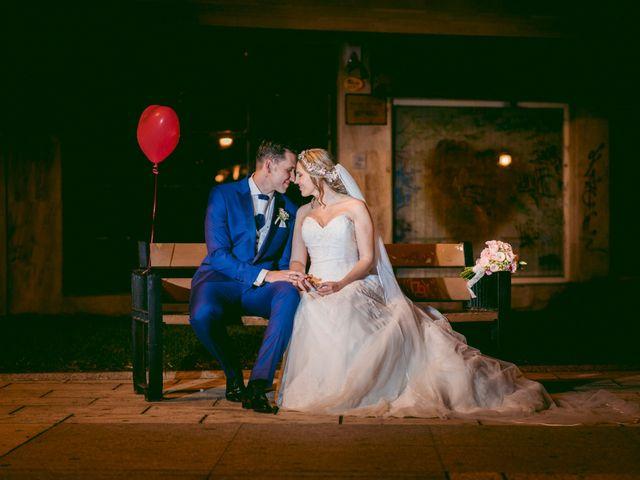 La boda de Mª José y Adrián