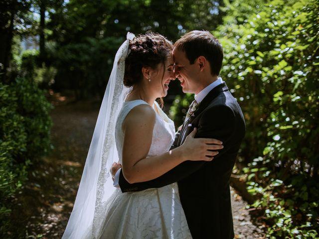 La boda de Leire y Aitor