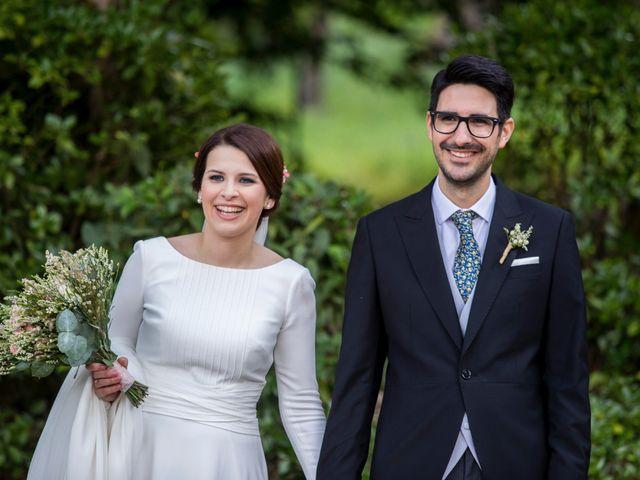 La boda de Pablo y Patricia en Mondariz (Balneario), Pontevedra 53