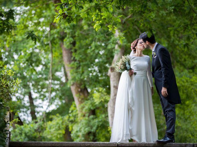 La boda de Pablo y Patricia en Mondariz (Balneario), Pontevedra 54