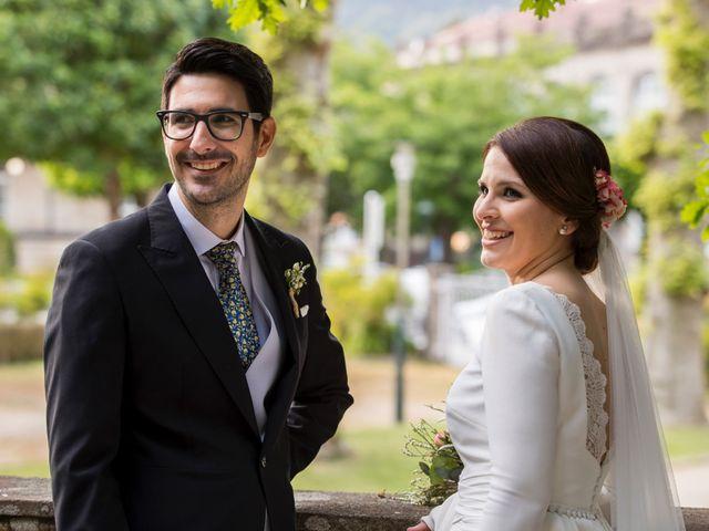 La boda de Pablo y Patricia en Mondariz (Balneario), Pontevedra 55