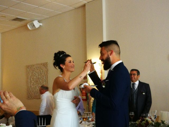 La boda de Juan Carlos y Maku en San Fernando, Cádiz 5