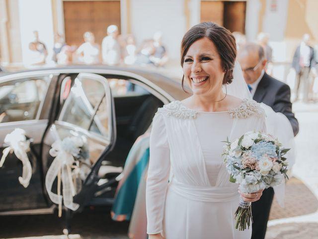 La boda de Alejandro y Elena en Sevilla, Sevilla 37