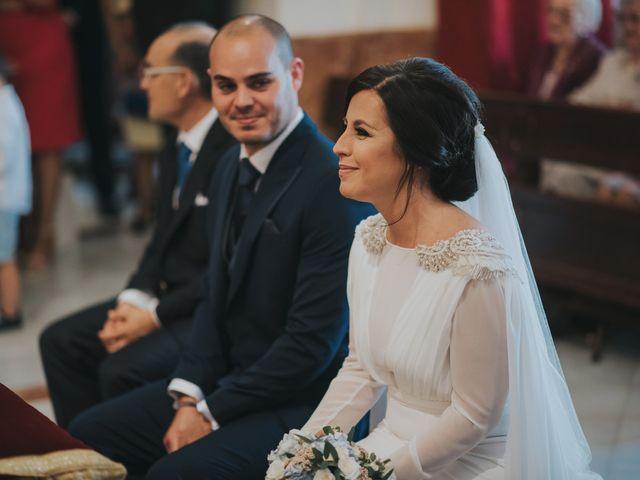 La boda de Alejandro y Elena en Sevilla, Sevilla 42