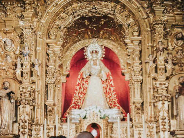 La boda de Alejandro y Elena en Sevilla, Sevilla 47