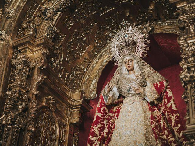 La boda de Alejandro y Elena en Sevilla, Sevilla 48