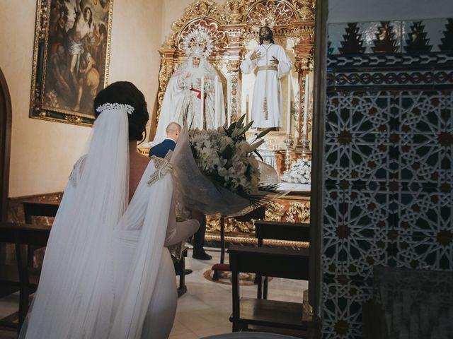 La boda de Alejandro y Elena en Sevilla, Sevilla 55