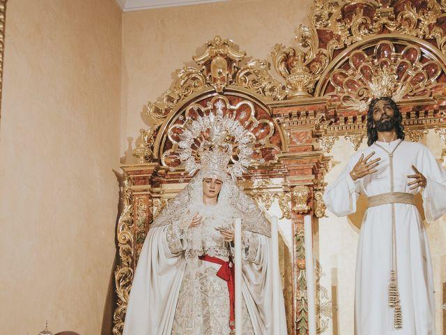 La boda de Alejandro y Elena en Sevilla, Sevilla 56
