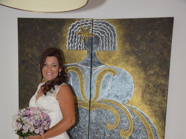 La boda de Rocio y Rafael en La/villajoyosa Vila Joiosa, Alicante 7
