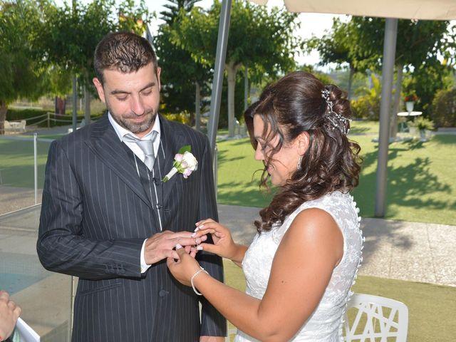 La boda de Rocio y Rafael en La/villajoyosa Vila Joiosa, Alicante 9