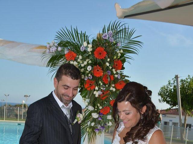 La boda de Rocio y Rafael en La/villajoyosa Vila Joiosa, Alicante 10