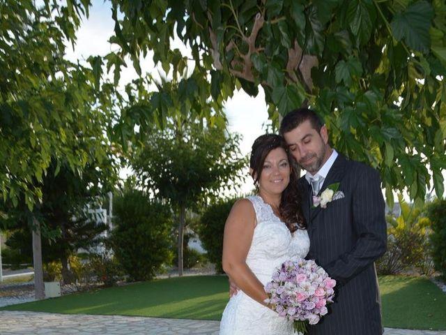 La boda de Rocio y Rafael en La/villajoyosa Vila Joiosa, Alicante 11
