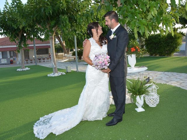 La boda de Rocio y Rafael en La/villajoyosa Vila Joiosa, Alicante 12