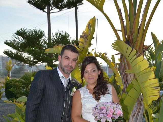 La boda de Rocio y Rafael en La/villajoyosa Vila Joiosa, Alicante 13