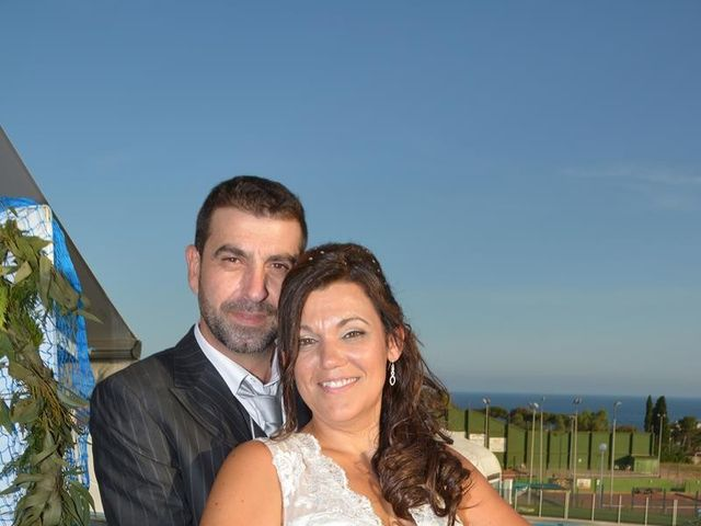 La boda de Rocio y Rafael en La/villajoyosa Vila Joiosa, Alicante 1