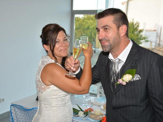 La boda de Rocio y Rafael en La/villajoyosa Vila Joiosa, Alicante 14