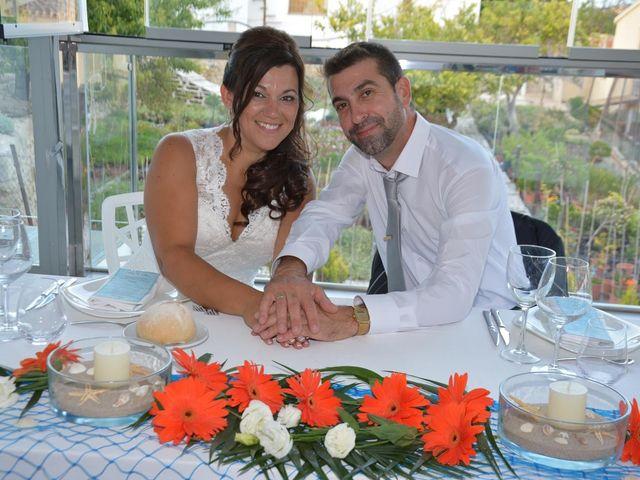 La boda de Rocio y Rafael en La/villajoyosa Vila Joiosa, Alicante 15
