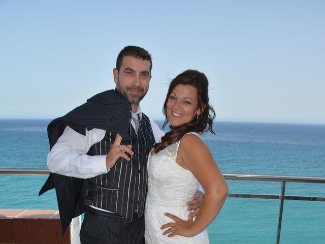 La boda de Rocio y Rafael en La/villajoyosa Vila Joiosa, Alicante 21