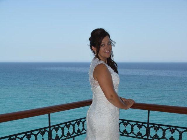 La boda de Rocio y Rafael en La/villajoyosa Vila Joiosa, Alicante 26