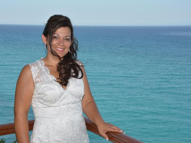 La boda de Rocio y Rafael en La/villajoyosa Vila Joiosa, Alicante 27