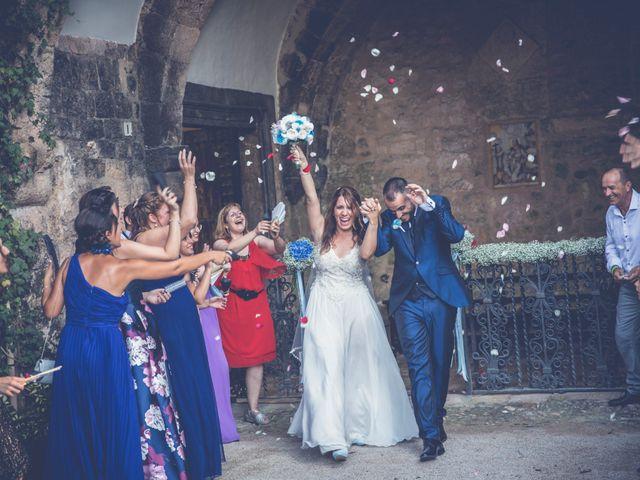 La boda de Ivan y Ana en Altafulla, Tarragona 43