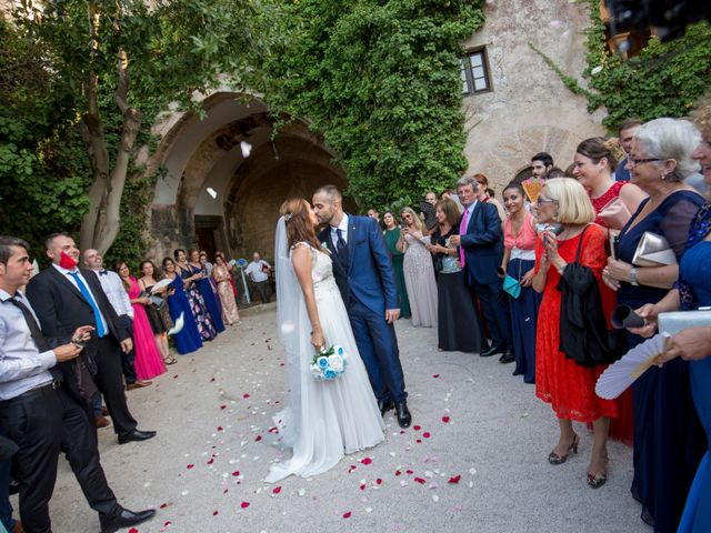 La boda de Ivan y Ana en Altafulla, Tarragona 45