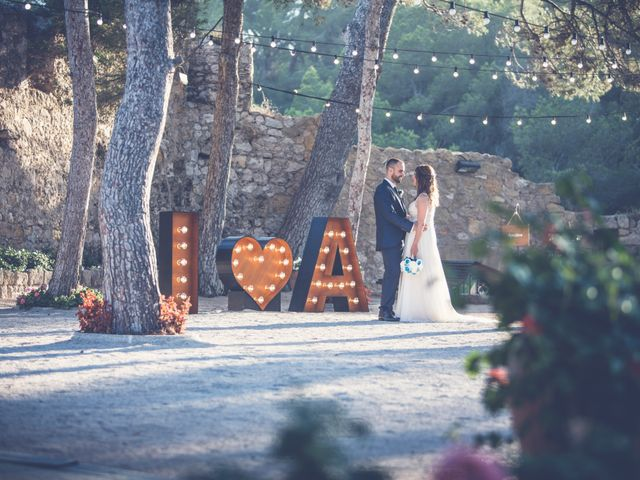 La boda de Ivan y Ana en Altafulla, Tarragona 47