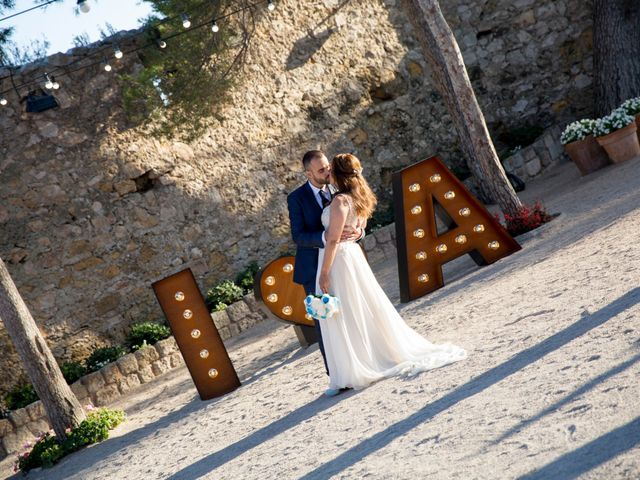 La boda de Ivan y Ana en Altafulla, Tarragona 48