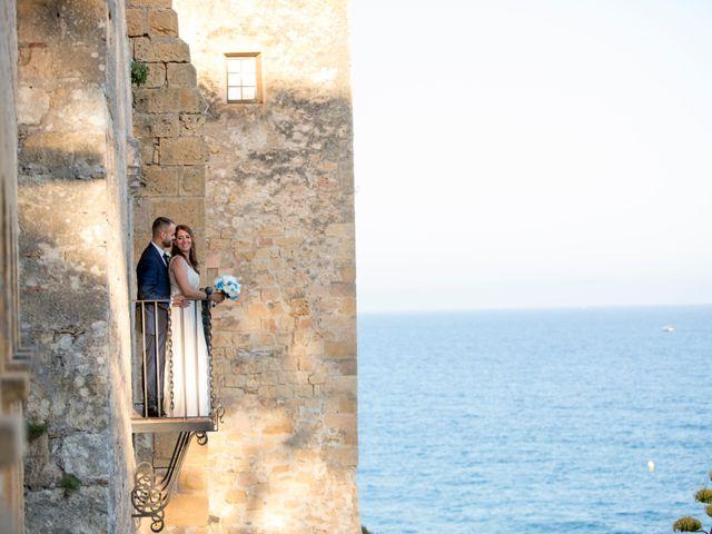La boda de Ivan y Ana en Altafulla, Tarragona 61